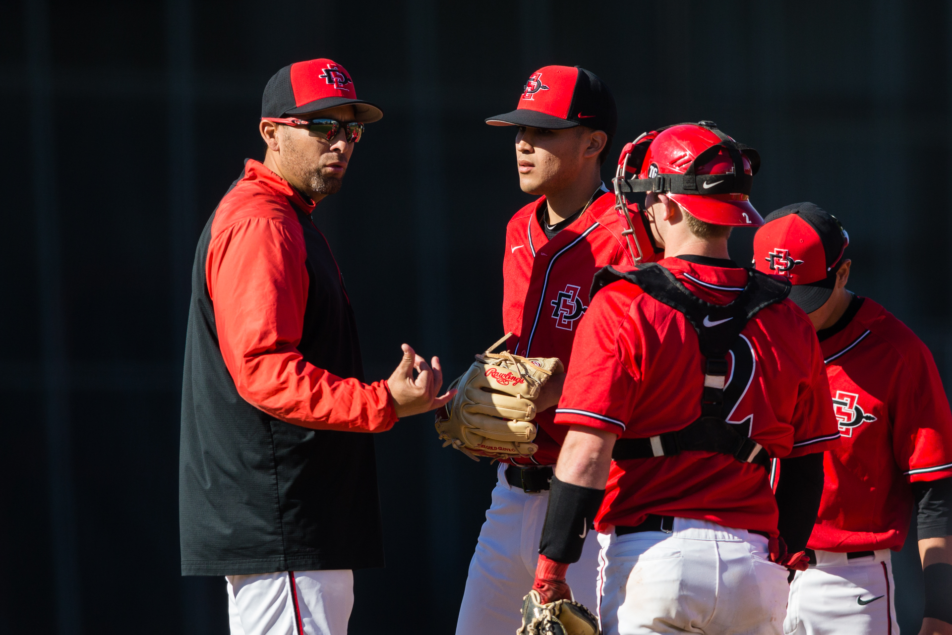 340be64e2b1 Baseball Travels to Cal State Fullerton This Weekend - SDSU Athletics