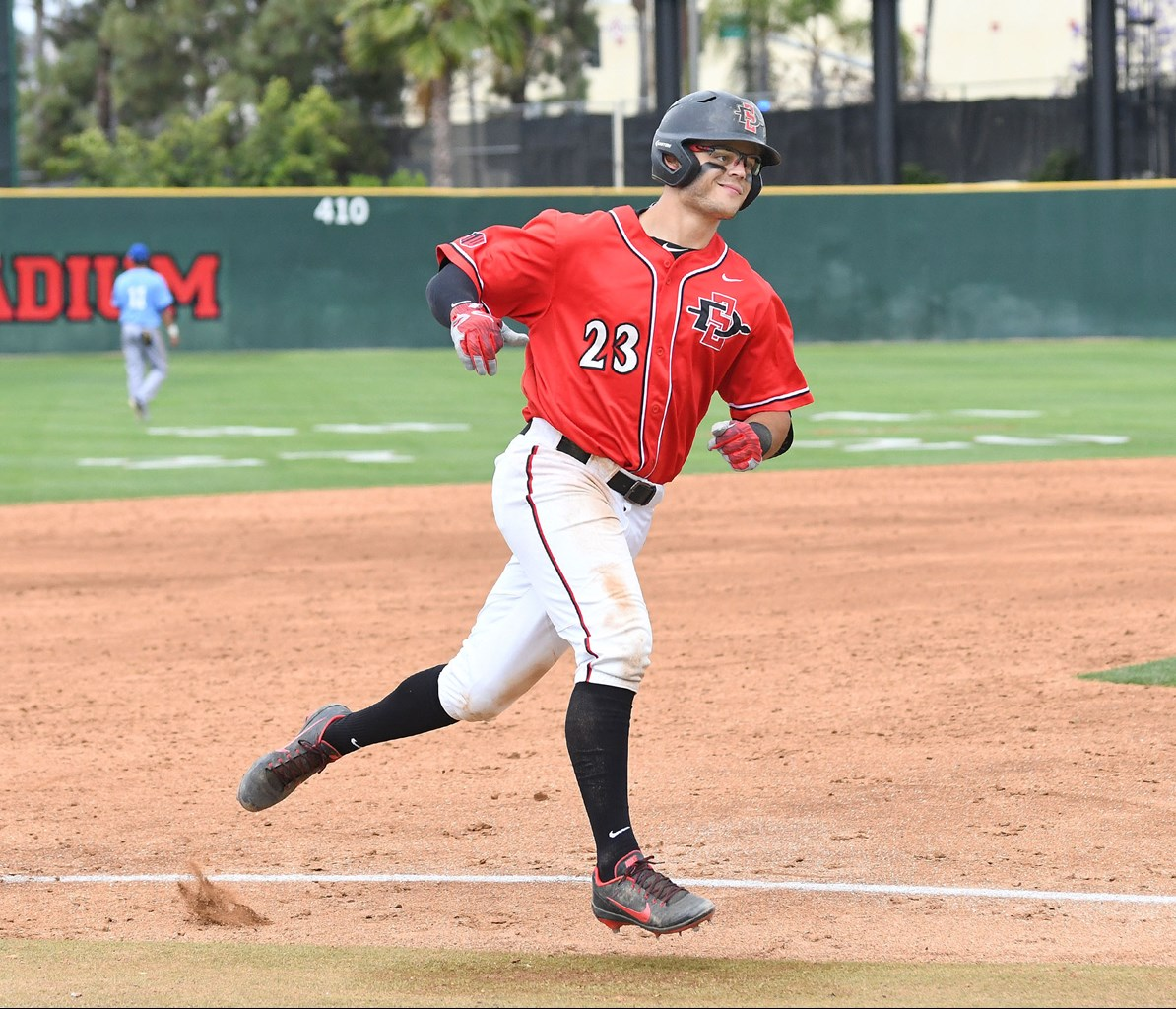 baseball - sdsu athletics